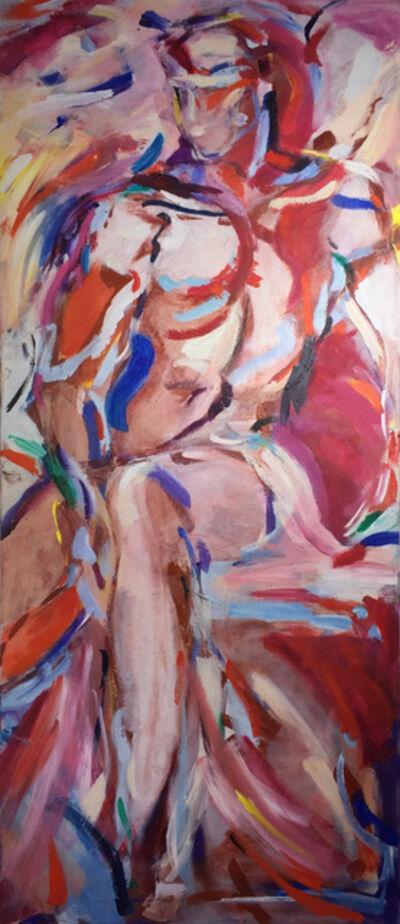 Tanja Bergman, 'Young Man (Ignudo)', 1995