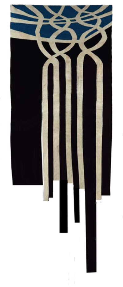 Belkıs Balpınar, 'Weaving - Dokuma', 1995