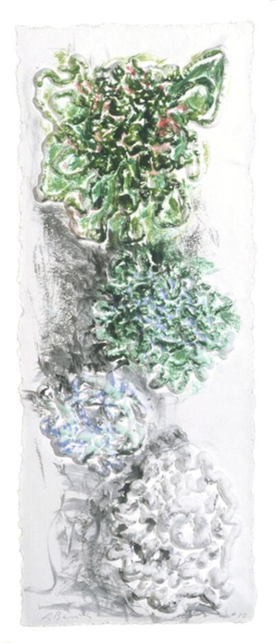 Lynda Benglis, 'Color Echoes', 2000