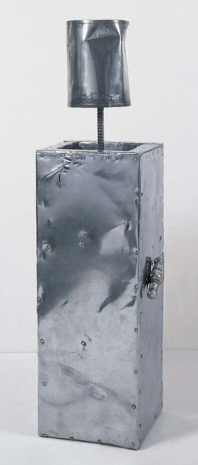 Robert Rauschenberg, 'Pail for Ganymede', 1959