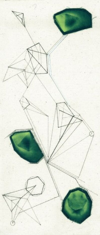 Laura Ben Ami, 'Amethystys gemmae hybrida consuturae', 2014