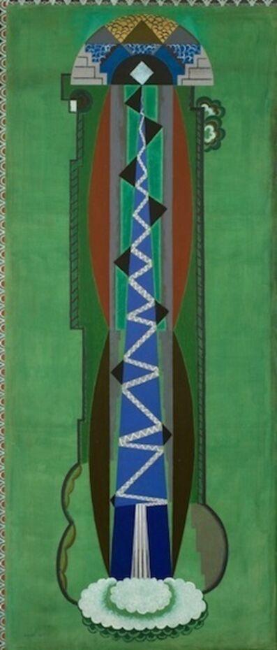 Auguste Herbin, 'Composition n°1', 1919