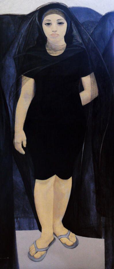 Hend Adnan, 'Sombre II  ', 2009