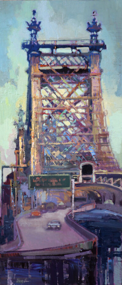 Francis Livingston, '59th Street Bridge', 2019