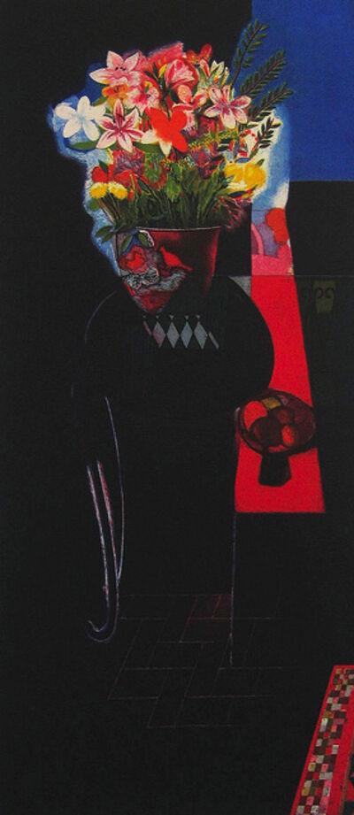 Walter Bachinski, 'Cuernavac Lilies', 1998