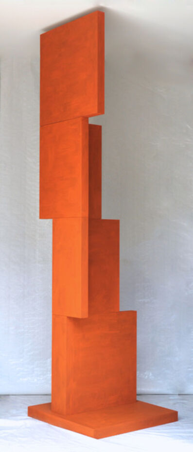 Christopher Hodges, 'The Red Tower', 2019
