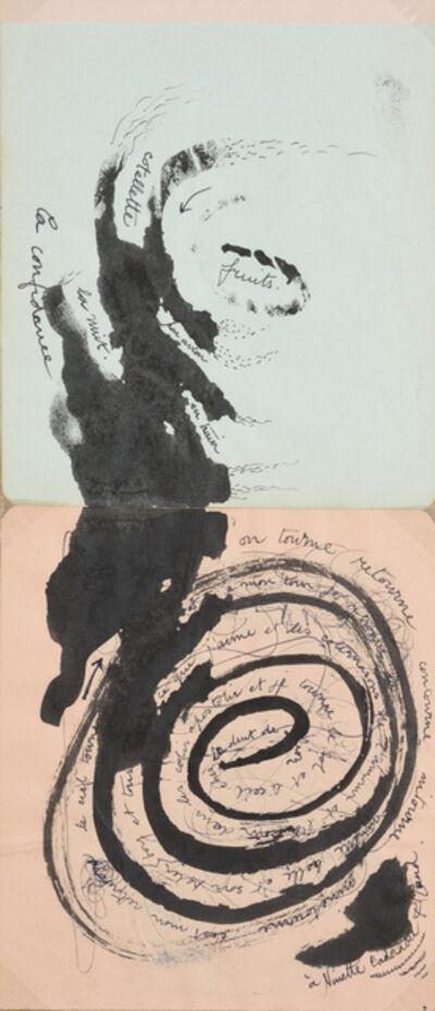 Roland Penrose, 'La Confidence', 1957