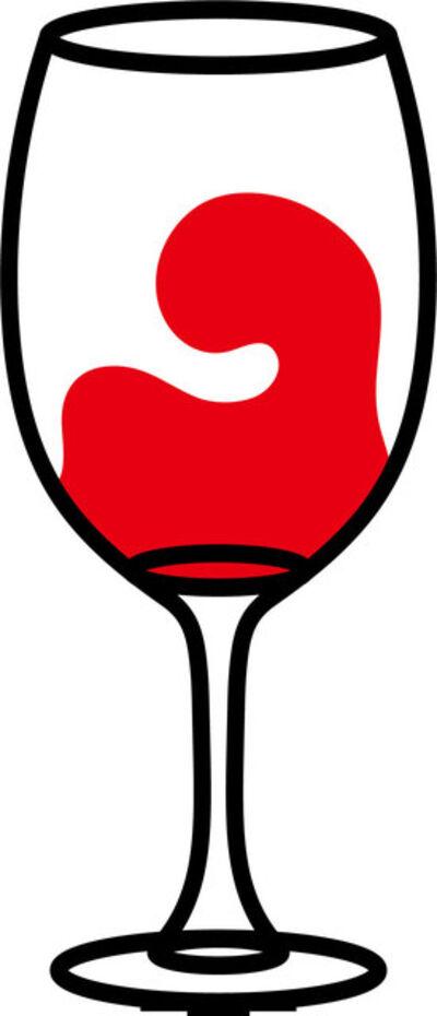 ENJO, 'A glass of wine', 2018