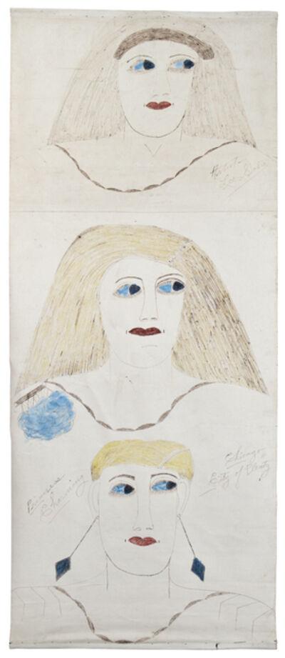 Lee Godie, '3 Girls', 1984