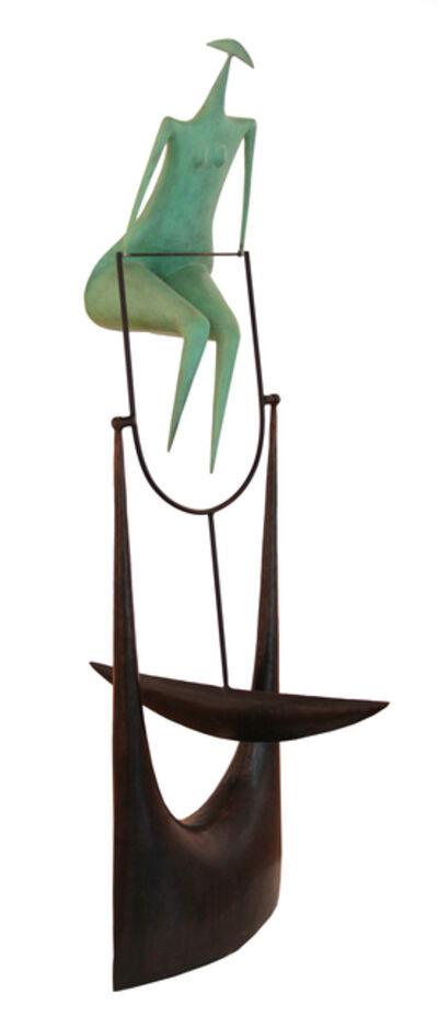 Philippe Hiquily, 'LA GRANDE GALIPETTE', 1988-2007