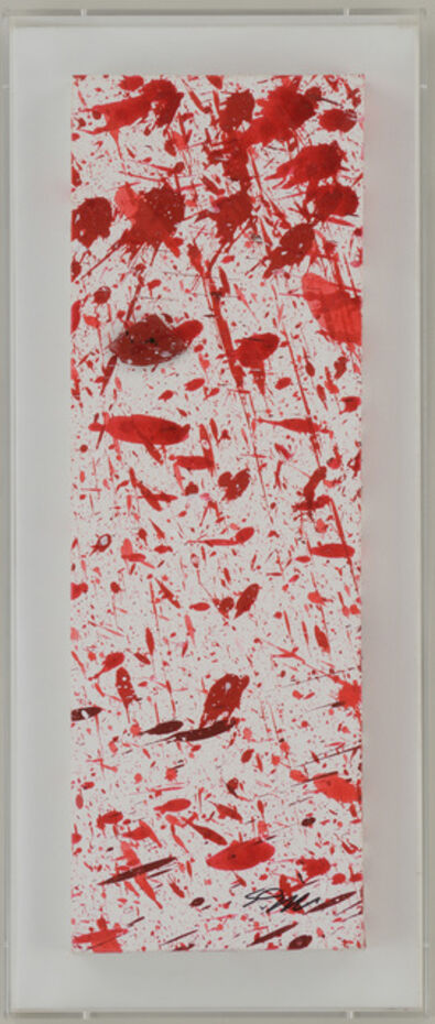 Shozo Shimamoto, 'Untitled', 2009