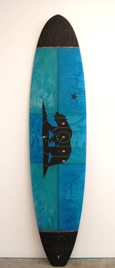 Ellwood T. Risk, 'Risk 7'8 Fun Board', 2014