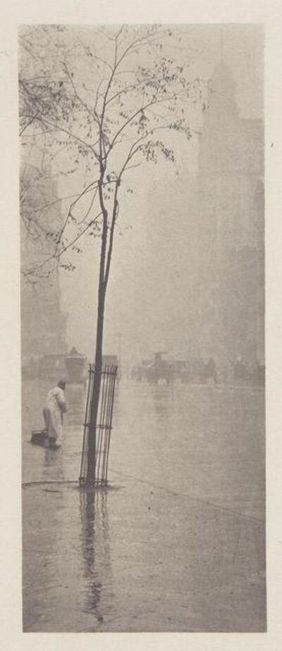 Alfred Stieglitz, 'Spring Showers, New York', 1900