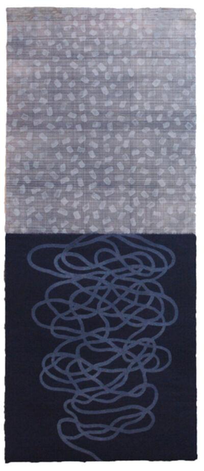 David Shapiro (1944-2014), 'Clearing (vertical 1)', 2014