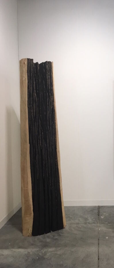 David Nash, 'Rain at Night', 2012