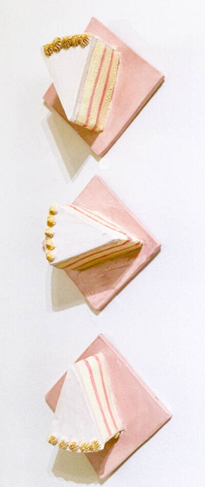 Liv Antonecchia, 'Little Cake Slices'