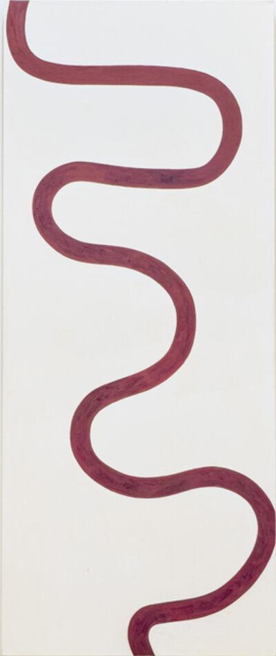 Clytie Alexander, 'Loop (Dark Red)', 2014-2018