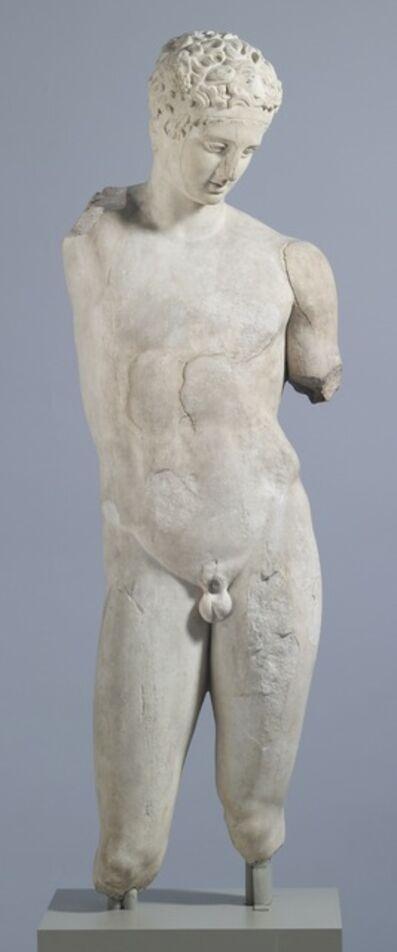 'Satyr Pouring Wine', ca. 370 BCE -360 BCE