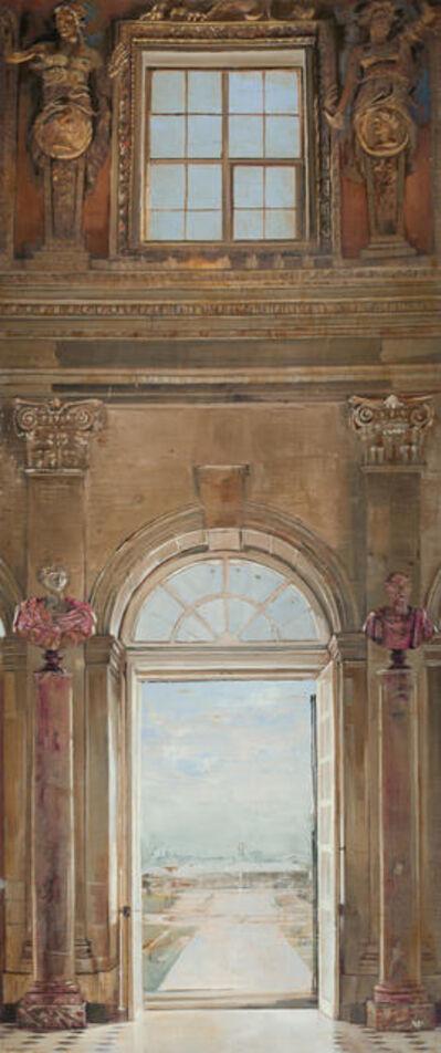 Patrick Pietropoli, 'Spring at Vaux le Vicomte', 2020
