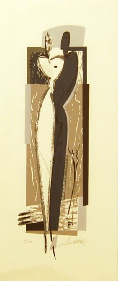 Alfred Gockel, 'We 2 are 1', 2010