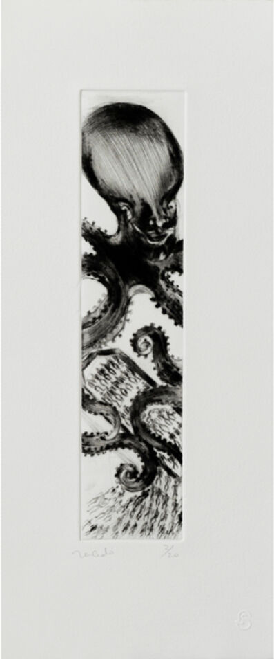Francisco Toledo, 'Pulpo (Octopus)', ca. 2009