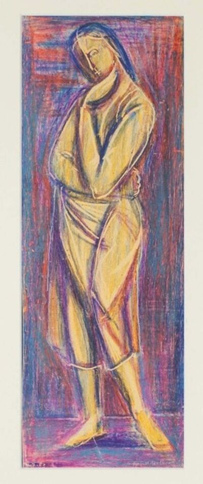 Daniele Milhaud, 'Woman Figure', 1932
