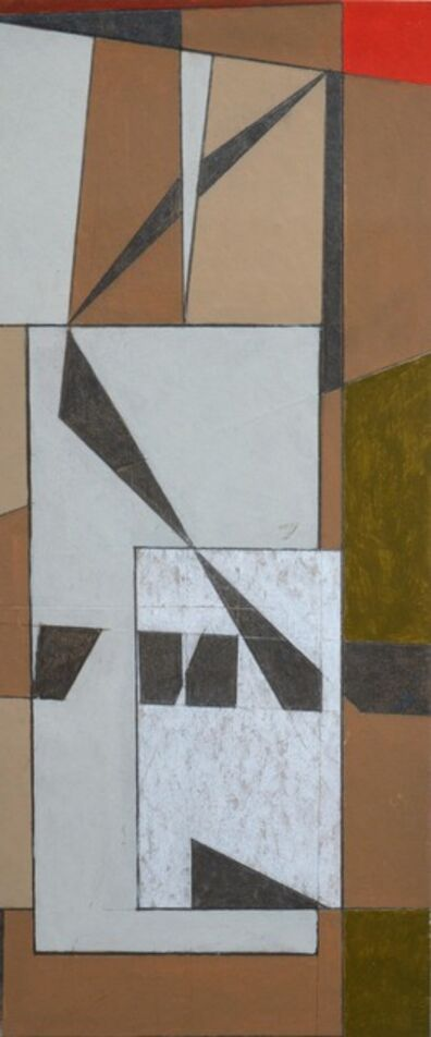 George Dannatt, 'Painting, September 1988 (Étude)', 1988