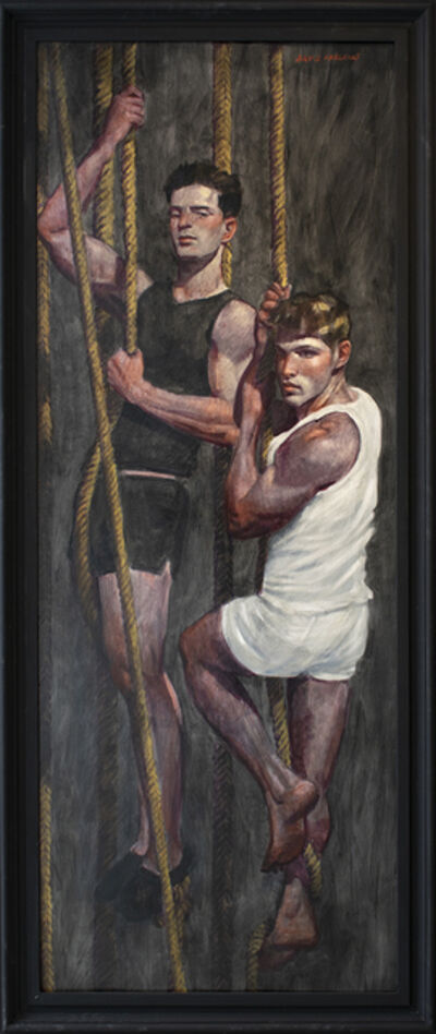 Mark Beard, 'Boys on Ropes II ', date unknown