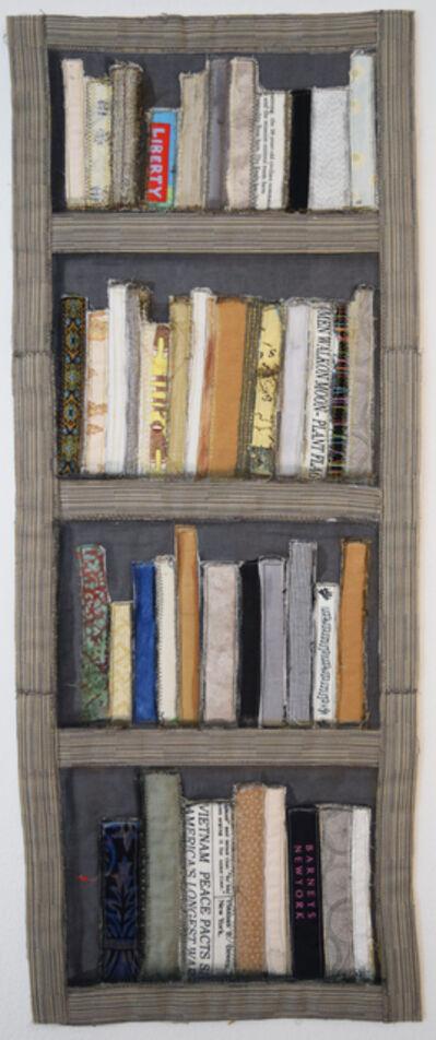 Alyson Vega, 'Bookshelf', 2018