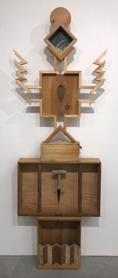 Alison Pebworth, 'Untitled 15, Large Back Wall Installation ', 2018