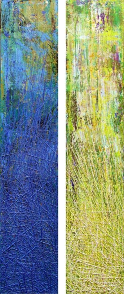 Tina Buchholtz, 'Violet And Daisy', 2014