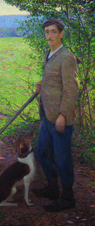 Lilla Cabot Perry, 'The Poacher', 1907
