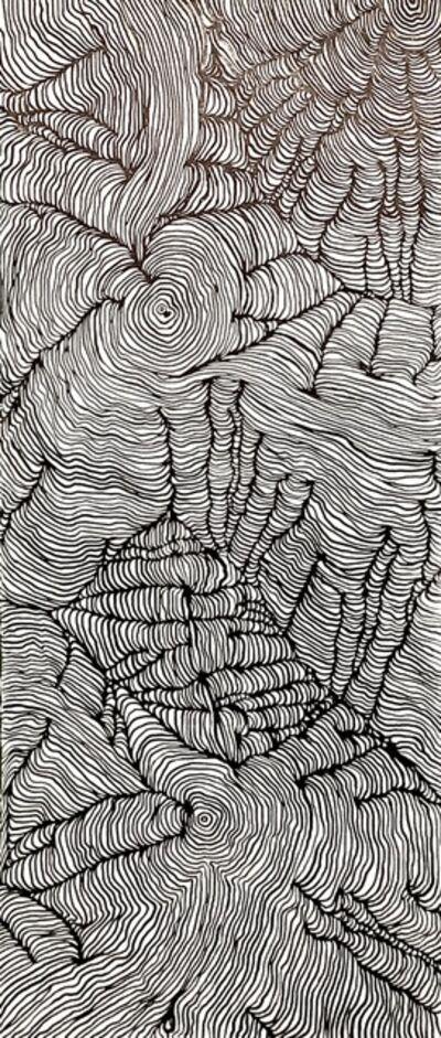 Lara Birgit Kamhi, 'Collective Wave/Rebirth', 2020