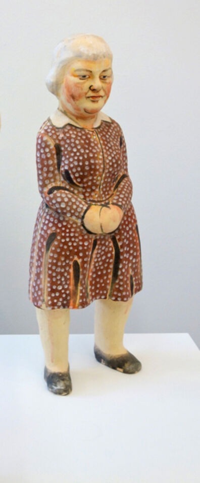 Akio Takamori, 'Grandmother', 2010