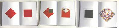 Alicja Werbachowska, 'Two famous squares', 2015