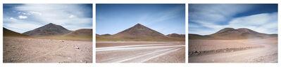 Julian Charrière, 'Mountain (Triptych)', 2014