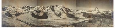 Vittorio Sella, 'Matterhorn Mountain Range', 19th century