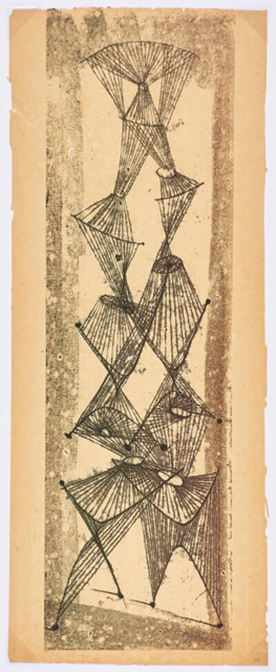 Harry Bertoia, 'Two untitled monographics (Sculpture Studies), Pennsylvania', ca. 1950