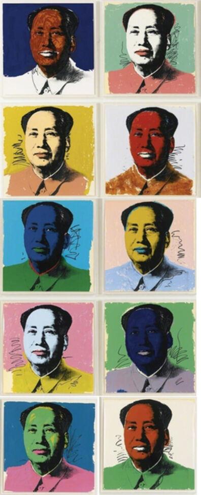 Andy Warhol, 'Chairman Mao (F&S II. 90-99)', 1972