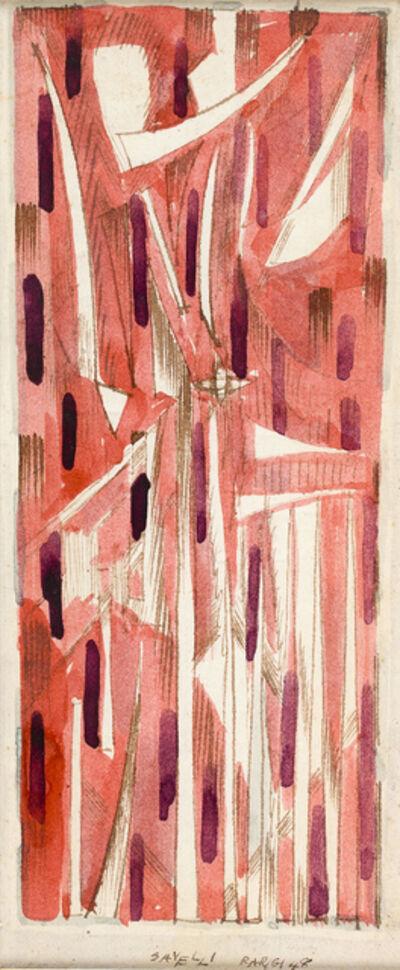 Angelo Savelli, 'Untitled - Paris', 1948