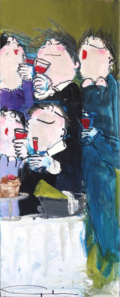 Gerdine Duijsens, 'Party Again', 2019