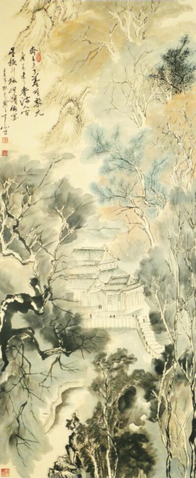 Zhang Yanyun, 'Pavilion of thousands of celest 万仙楼 ', 2012