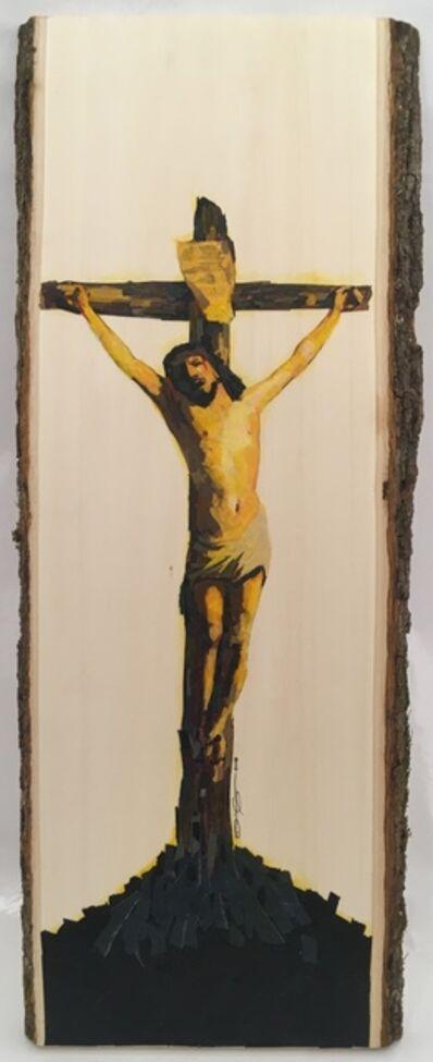 Damian Gonzales, 'Crucifixion', 2018