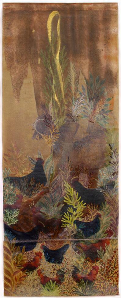 Tuli Mekondjo, 'Linyongamena oikalunga yo ye (Bow down to your pagan gods)', 2020