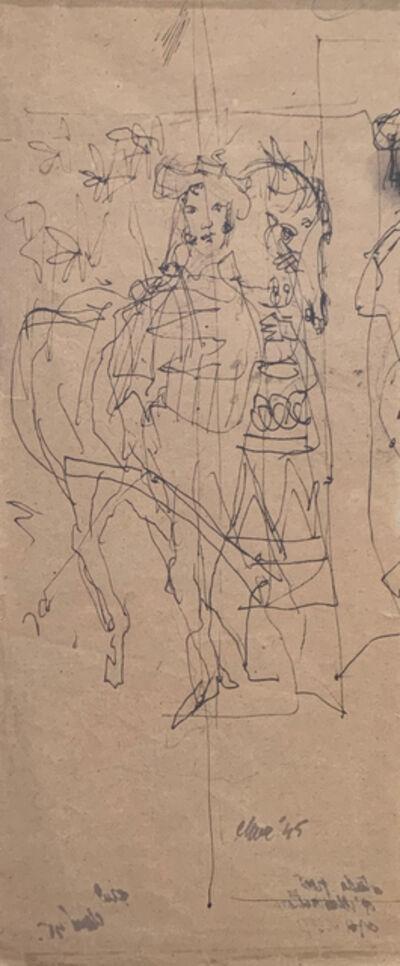 Antoni Clavé, 'Untitled', 1945