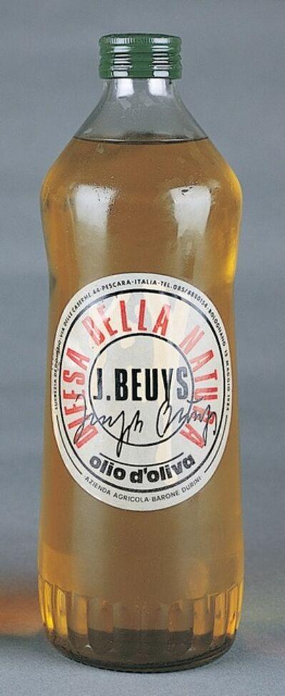 Joseph Beuys, 'Oil Bottle', 1984