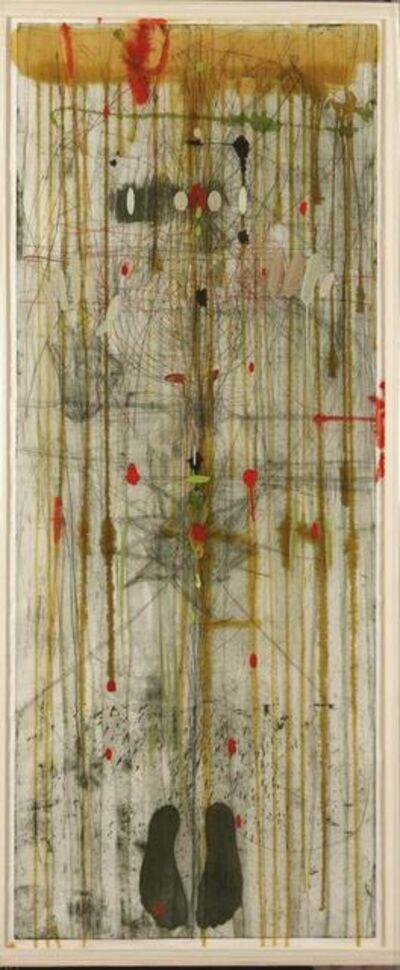 Judy Pfaff, 'Feet First', 1998
