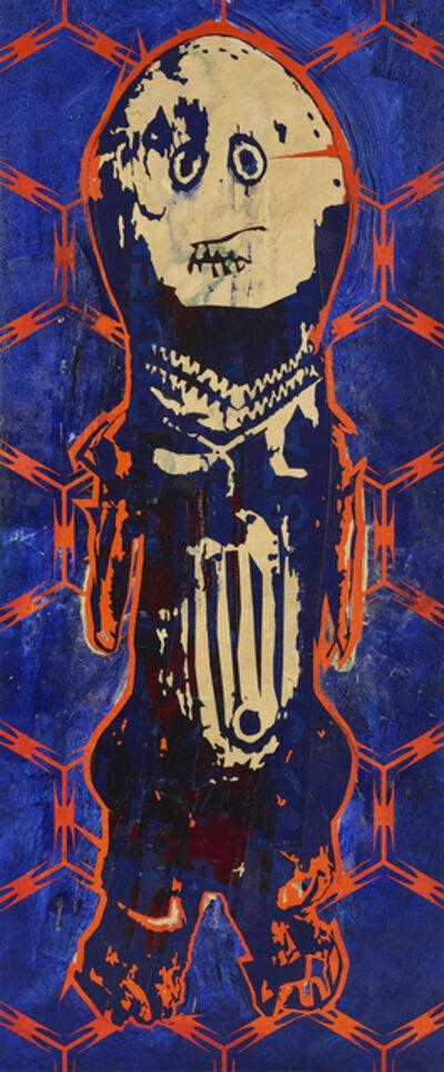 Kendell Geers, 'Masking Tradition DLXVI', 2018