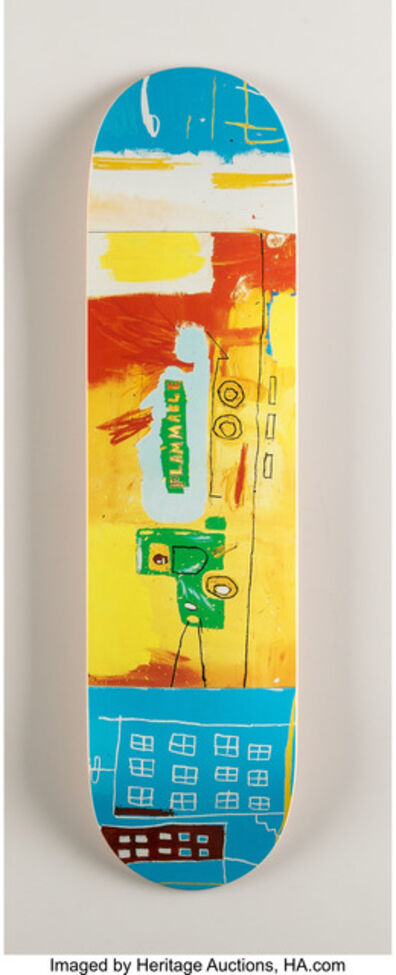 Jean-Michel Basquiat, 'Gastruck (Open Edition)', 2016