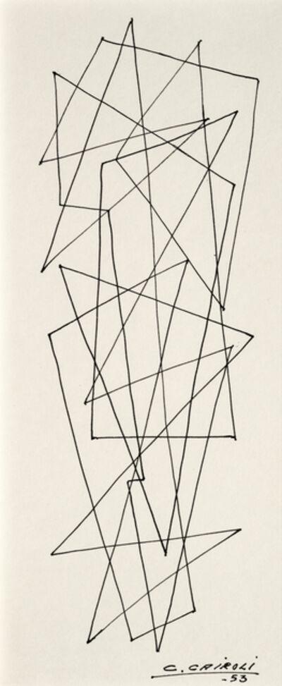 Carlos Cairoli, 'Structural', 1953